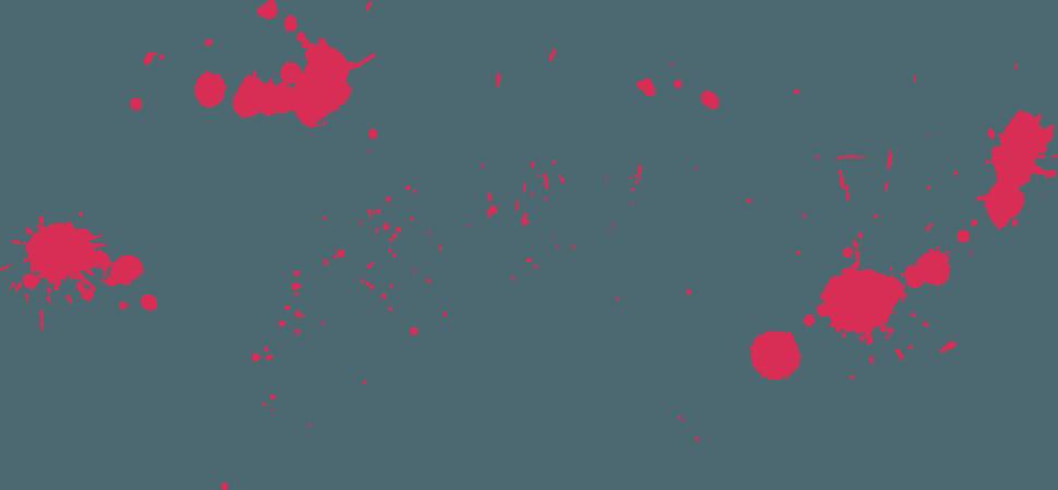 Red Splatter 3